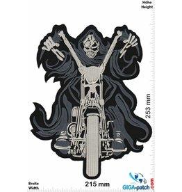 Bikerpatch Skull Rider - 25 cm