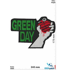 Green Day Green Day - Heartbomb - 24 cm - BIG