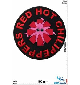 Red Hot Chili Peppers Red Hot Chili Peppers  - 19 cm - BIG