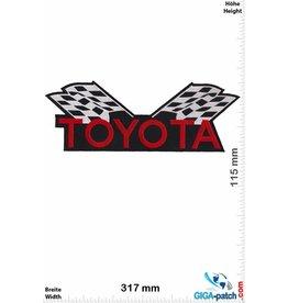 Toyota Toyota - 2 Flag - 32 cm