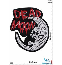 Dead Moon Dead Moon - 26 cm - BIG