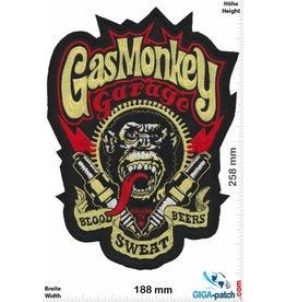 Gas Monkey Garage Gas Monkey Garage - Blood Sweat Beers- 26 cm