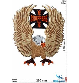 West Coast Choppers West Coast Choppers - Adler -  27 cm - BIG