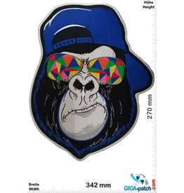 Gorilla Gorilla - DJ - Hip Hop  - 35 cm - BIG