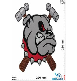 Bulldog Bulldog - Hammer  - 23 cm - BIG