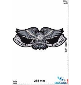 Adler Live Free- Ride Free - Eagle-  28 cm - BIG