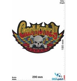 Gas Monkey Garage Gas Monkey Garage - Dallas Texas- 29 cm