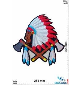 Indian Indian Chief  - 26 cm - BIG