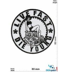 Cafe Racer Cafe Racers - Live Fast Ride Fast