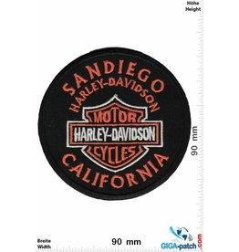 Harley Davidson Harley Davidson - Sandiego - California