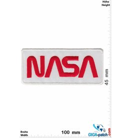 Nasa Nasa - red white