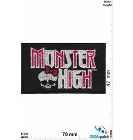 Mantel Monster High - black - Mantel