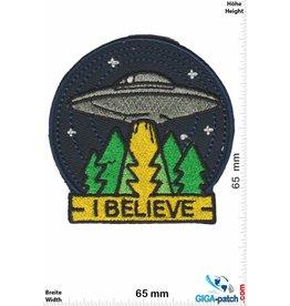 Alien I Believe - UFO - Alien