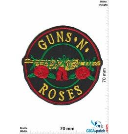 Guns n Roses Guns n' Roses - black - round