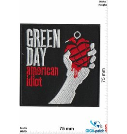 Green Day Green Day - American Idiot