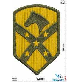 1st Cavalry 15th Sustainment Brigade, 1st US Cav Division - Pferd Army - US Army