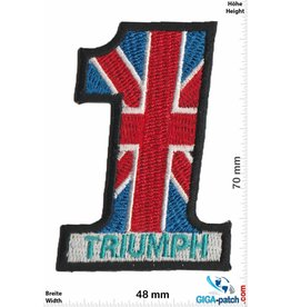 Triumph Triumph - No.1 - UK  - Car - Motorbike