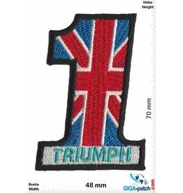 Triumph Triumph - No.1 - UK  - Car - Motorbike
