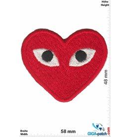 Love Hearts - Herz Gesicht