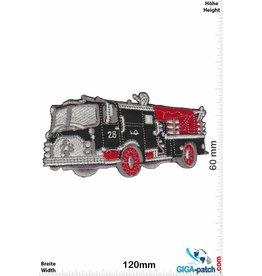 Feuerwehr Feuerwehr Auto- Firefighter