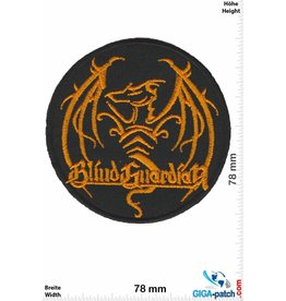 Blind Guardian Blind Guardian - gold round