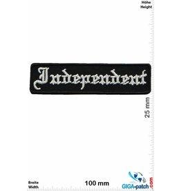 Independent Independent