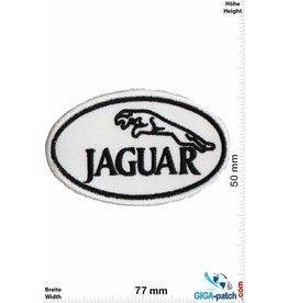 Jaguar Jaguar - black white
