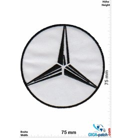 Mercedes Benz Mercedes Benz  -black white