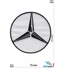 Mercedes Benz Mercedes Benz  -black white