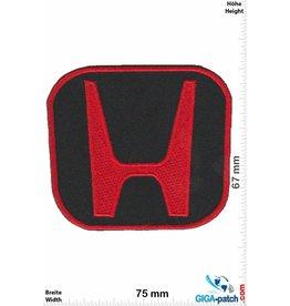 Honda Honda - red black