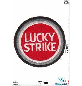 Lucky Strike Lucky Strike - round silver