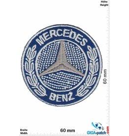 Mercedes Benz Mercedes Benz  -blue silver - small