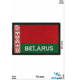Belarus Belarus Flagge - Weißrussland - Countries