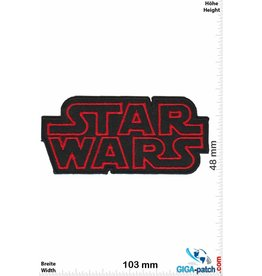 Star Wars Starwars - red