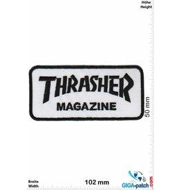 Thrasher Thrasher Magazine - black white - small
