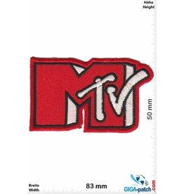 MTV Television MTV Television  - red