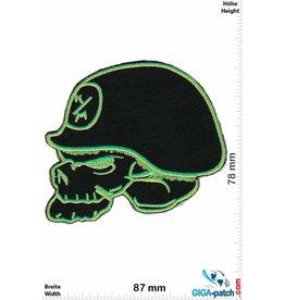 Monster Metal Mulisha - Monster Energy  - black green