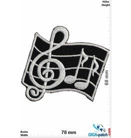 Notenschlüssel Notenschlüssel - clavis -  clave -  chiave -  clef