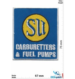 SU  SU Carburetters & Fuel Pumps