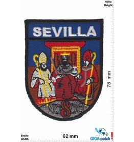 Spanien, Spain Wappen - Sevilla  - Spanien - Spain