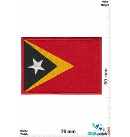 Timor-Leste Flagge Timor-Leste - Osttimors