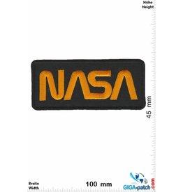 Nasa NASA - schwarz gold