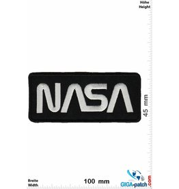 Nasa NASA - black silver