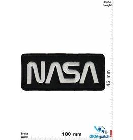 Nasa NASA - schwarz silber