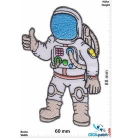 Nasa spaceman - astronaut  - Nasa - space - OK