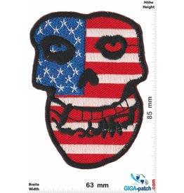 Misfit Misfits - Totenkopf - USA -  US-Punkband