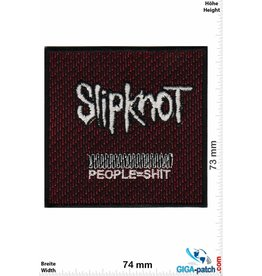 Slipknot Slipknot - People = Shit