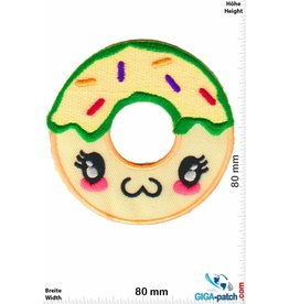 Donut Donut - Face - green