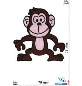 Affe Affe - Monkey - Cartoon