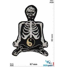 Yin Yang  Yin Yang - Skull